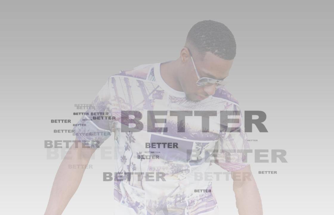 Better - EP Album Cover
